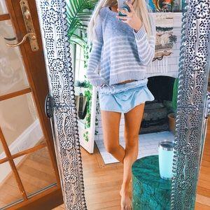 Sweaters - Dainty Striped Knit ✨ C134